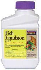 Bonide Products - Fish Emulsion Concentrate - Pint