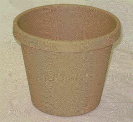 Akro-Mils - Classic Pot - Sandstone - 8 Inch