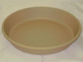 Akro-Mils - Classic Pot Saucer - Sandstone - 12 Inch