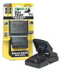 Motomco - Tomcat Snap Rat Trap