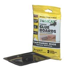 Motomco - Tomcat Glue Board For Mice Value Pack - 2 Pack
