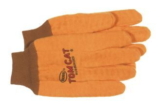 Boss Manufacturing - Tom Cat Chore Glove - Yellow - Large