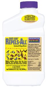 Bonide Products - Repels-All Animal Repel Concentrate - 32 oz