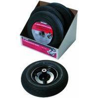 Ames True Temper - True Temper Replacement Wheel Assembly - Black - 8 Inch