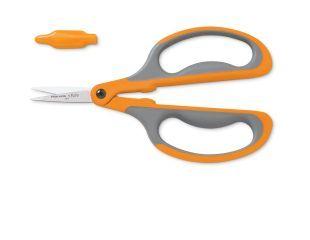 Fiskars - Comfort Grip Snips - Black & Orange - 10 Inch