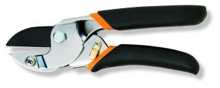 Fiskars - Anvil Pruner - Black & Orange - 10 Inch