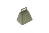 Speeco Farmex - Long Distance Cow Bell - Copper - 1 15/16 Inch