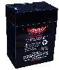 Parker McCrory/Baygard -  Parmak Replacement Battery For Parmak Fencers - Black -  6 Volt