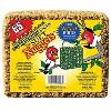 C and S - Woodpecker Snak With Suet Nuggets - 2.4 Lb