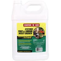 Ragan And Massey -  Compare N Save Systemic Tree And Shrub Drench -  1 Gallon