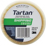 3M                      D - Tartan Packing Tape - Clear - 1.88X109Yd