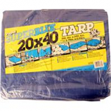 Dewitt Company - Super Blue Tarp (2.3Oz) - Blue - 20X40