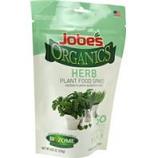 Jobes Company - Jobe'S Organics Herb Plant Food Spikes - 50 Ct