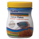 Aqueon Products-Supplies - Aqueon Tropical Color Flakes - 1.02 Ounce