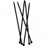 Tenax Corporation - Fence Ties - Black - 7Inch