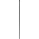 Panacea Products - Multi-Purpose Grid Fence Post Stake - Black - 54 Inch