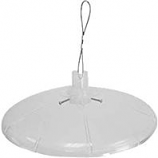 Heath - Universal Squirrel Baffle - Clear -