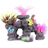Poppy Pet - Coral Reef Formation - Multi - 9X5X8