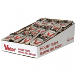 Woodstream Victor Rodent - Victor Metal Pedal Mouse Trap Bulk - 72 Piece