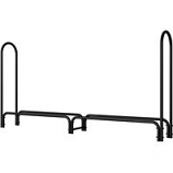 Panacea Products - Deluxe Log Rack With Cover - 8Foot