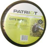 Tru-Test - Gate Wheel - Grey - 1 5/8 - 2