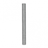 Garden Zone - Galvanized Hex Netting - 2X60 Inchx150 Ft