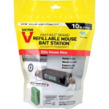 Woodstream Victor Rodnt - Refill For Mouse Bait Station - 10 Count
