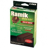 Neogen Rodenticide      - Ramik Mouser Mice Bait - 2 Pack