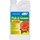 Monterey               - Fish And Guano Plant Fertilizer - 1 Quart