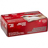 Boss Manufacturing - Disposable 3 Mil Powdered Latex Glove - White - XL 100Ct
