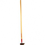 The Ames Company - Forged Garden Hoe With Hardwood Handle - Red - 56.5 In