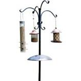 Audubon/Woodlink - Four Way Bird Feeding Station with Squirrel Baffle
