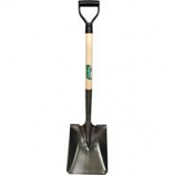 The Ames Company - Union Tools Square Point Shovel With Poly D Grip - 40 Inch