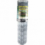Garden Zone - 12.5 Gauge Welded Utility Fence - 60Inx100Ft