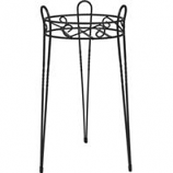 Panacea Products - Canterbury Plant Stand - Black - 21 Inch