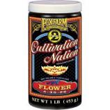 Foxfarm - Cultivation Nation Flower - 1 Lb