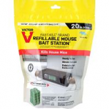 Woodstream Victor Rodnt - Refill For Mouse Bait Station - 20 Count