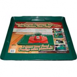 Hookery - Santa'S Solution Multi-Purpose Protection Tray - Green - 23 Inch
