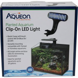 Aqueon Products - Glass - Aqueon Led Clip - On Planted Fixture -