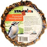 Heath - Stack'M Seed Cake - Woodpecker - 7 Oz