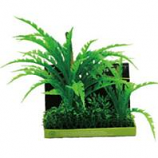 Poppy Pet - Bushy Foreground Pod #3 - Green - 8 Inch
