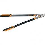 Fiskars Brands-Cutting - Forged Bypass Lopper With Replacable Blade - Black/Orange - 30 Inch