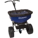Chapin Manufacturing - Chapin Salt Speader - Blue - 80 Lb