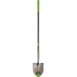 The Ames Company - Long Fiberglass Handle Round Point Shovel - 61 Inch