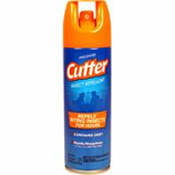 Spectracide - Cutter Unscented Insect Repellent Aerosol - 6 Oz