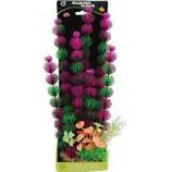 Poppy Pet - Background Pod #14 - Green/Purple - 14 Inch