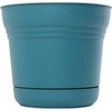 Bloem  - Saturn Planter - Deep Sea - 10 Inch
