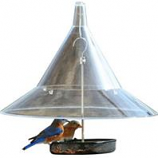 Arundale Products  - Mandarin Squirrel-Away Hanging Baffle - Clear