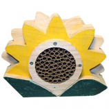 Welliver Outdoors - Welliver Mason Bee Flower House - Yellow & Green