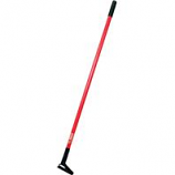 Bully Tool - Loop Hoe Fiberglass Handle - 6X2.5 Inch